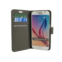 Samsung Galaxy S6 flipcover Redneck Prima Wallet Folio Hvid-1