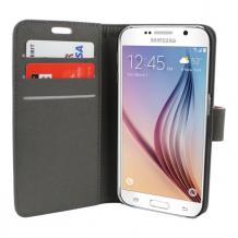 Samsung Galaxy S6 flipcover Redneck Prima Wallet Folio Pink / lyserød-1