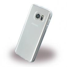 Samsung Galaxy S7 Cover i kraftig silikone Gennemsigtigt-1