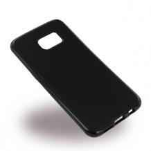 Samsung Galaxy S7 Edge Cover i kraftig silikone Sort-1