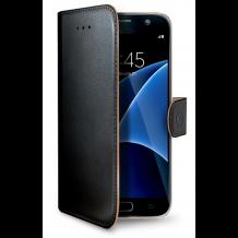 Samsung Galaxy S7 flipcover Celly Wally Case -1