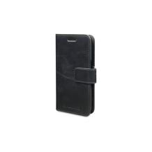 Samsung Galaxy S7 Læder Cover 2-i-1 Dbramante Lynge Sort-1