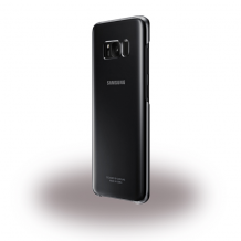 SAMSUNG Galaxy S8+ CLEAR COVER BLACK-1