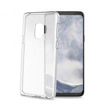 Samsung Galaxy S9 Celly Gelskin TPU Cover Gennemsigtig-1