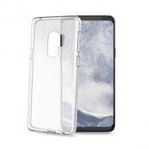 Samsung Galaxy S9+ Celly Gelskin TPU Cover Gennemsigtig-1