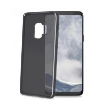 Samsung Galaxy S9 Celly Gelskin TPU Cover Sort-1