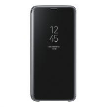 Samsung Galaxy S9 Clear View Standing Cover Sort-1