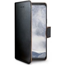 Samsung Galaxy S9 flipcover Celly Wally Case -1