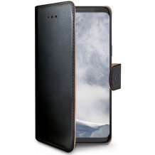 Samsung Galaxy S9+ flipcover Celly Wally Case -1