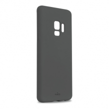 Samsung Galaxy S9, Icon Cover, Grey-1