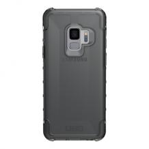 Samsung Galaxy S9, Plyo Cover, Ash-1