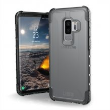 Samsung Galaxy S9+, Plyo Cover, Ice-1