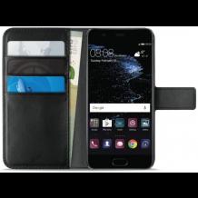 Samsung Galaxy S9 Puro Milano Wallet flipcover med 3 Kreditkortlommer - Sort-1
