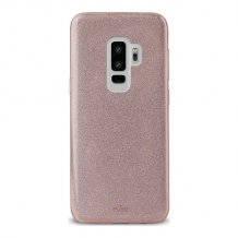 Samsung Galaxy S9, Shine Cover, Rose Gold-1