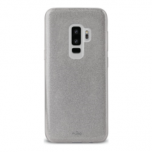 Samsung Galaxy S9, Shine Cover, Silver-1