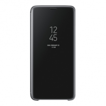 Samsung Galaxy S9+ (Plus) Clear View Standing Cover Sort-1
