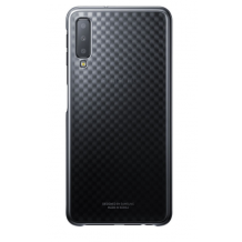 SAMSUNG GRADATION COVER (GALAXY A7 (2018) BLACK)-1