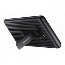 Samsung Protective Standing Cover Samsung Note 9 : Samsung Protective Standing Cover Samsung Note 9 Black-1