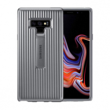 Samsung Protective Standing Cover Samsung Note 9 : Samsung Protective Standing Cover Samsung Note 9 Grey-1