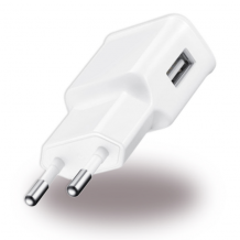 Samsung - USB Charger / Adapter - 2.000mA - White-1