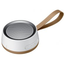 Samsung - Scoop EO-SG510CD - Bluetooth Speaker - White