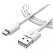Samsung USB Type-C opladerkabel EP-DN930CWE 120 cm hvid