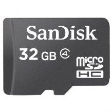 SANDISK MICROSD (32GB CARD + SD ADAPTER)-1