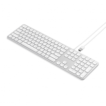 Satechi Keyboard with USB connection - Nordic Layout-1