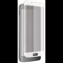 Sikkerhedsglas til Samsung Galaxy S7 Edge Skærmbeskytter Hvid Ramme-1