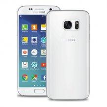 Silikone cover til Samsung Galaxy S7, Puro Ultra Slim 0.3, Gennemsigtig-1