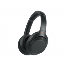 SONY BT/NC HEADPHONE (30H BATTERY, LDAC BLACK)-1