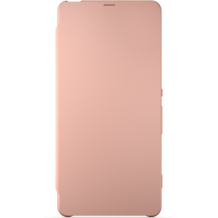 SONY STYLE COVER FLIP SCR54 (SONY XPERIA XA ROSE GOLD)-1