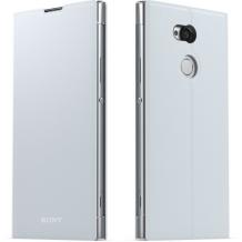 Sony Style Cover Stand til Sony Xperia XA2 Ultra - Sølv-1