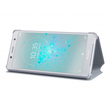 Sony Style Cover Stand til Sony Xperia XZ2 Compact - Grå-1