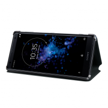 Sony Style Cover Stand til Sony Xperia XZ2 - Sort-1