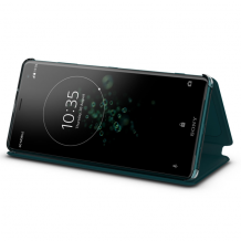 Sony Style Cover Stand til Sony Xperia XZ3 - Grøn-1