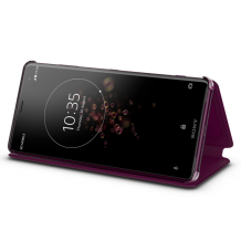 Sony Style Cover Stand til Sony Xperia XZ3 - Rød-1