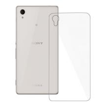 Sony Xperia M4 Aqua Redneck Flexi Case i ultra fleksibel 0.6 mm silikone gennemsigtigt-1