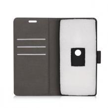 Sony Xperia XZ2 flipcover Redneck Prima Wallet Folio Sort-1