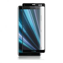 Sony Xperia XZ3, Curved Glass, Black-1