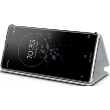Sony Xperia XZ3 (SCTH70) Style Cover Touch - Gray-1
