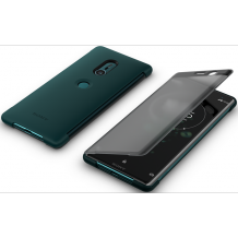 Sony Xperia XZ3 (SCTH70) Style Cover Touch - Green-1