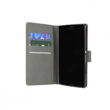 Sony Xperia Z3 Compact flipcover Redneck Prima Wallet Folio Pink / lyserød-1