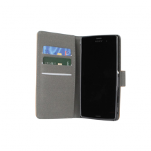 Sony Xperia Z3+ flipcover Redneck Prima Wallet Folio - -1