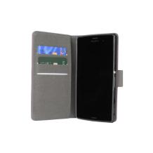 Sony Xperia Z3+ flipcover Redneck Prima Wallet Folio Lilla-1