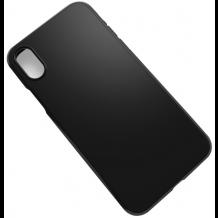 Sort iPhone XR Cover, Ultra Thin Silikone-1