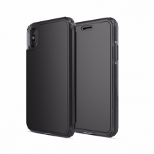 SoSkild Defend Wallet Case iPhone X Black-1