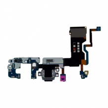 Spare Part - Flex Cable Micro USB Connector - Samsung G965 Galaxy S9 Plus-1