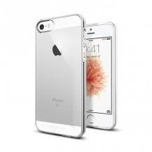 Spigen Liquid Air cover til Apple iPhone 5/5S/SE - Gennemsigtig-1