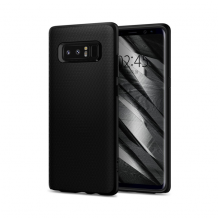 Spigen Liquid Air cover til Samsung Galaxy Note 8 - Sort-1